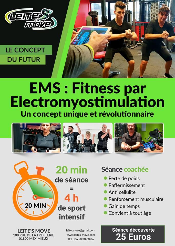 Leite S Move Salle De Sport Et Fitness A Meximieux